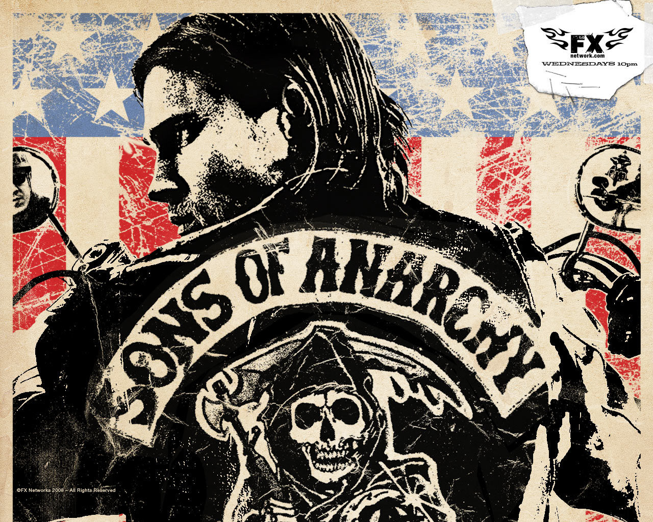 Sons of Anarchy drama