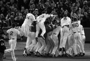 ALCS Tigers Red Sox Baseball