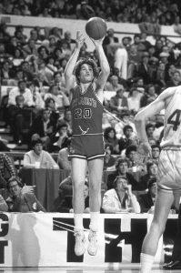 St. John's Chris Mullin, 1983 Big East Tournament Finals