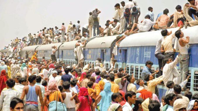dangers of overpopulation