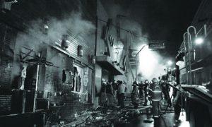 Nightclub fire in Brazil