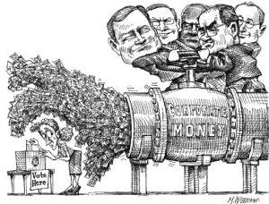 poli cartoon