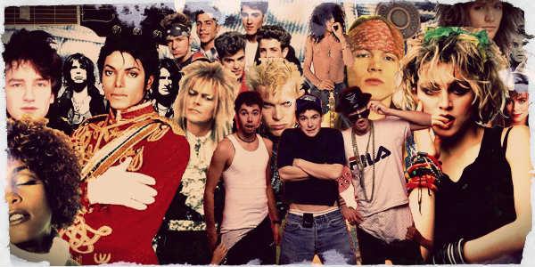 Resultado de imagen para musical videos collage