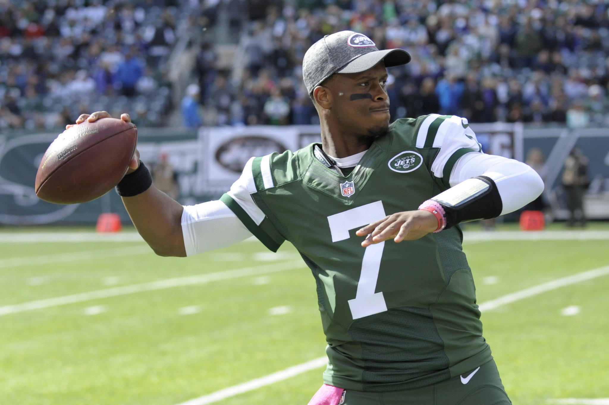 Geno The Next Qb For The G Men The State Times
