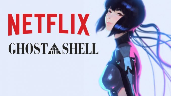 "Controversial ""Ghost in the Shell"" Trailer – The State Times"